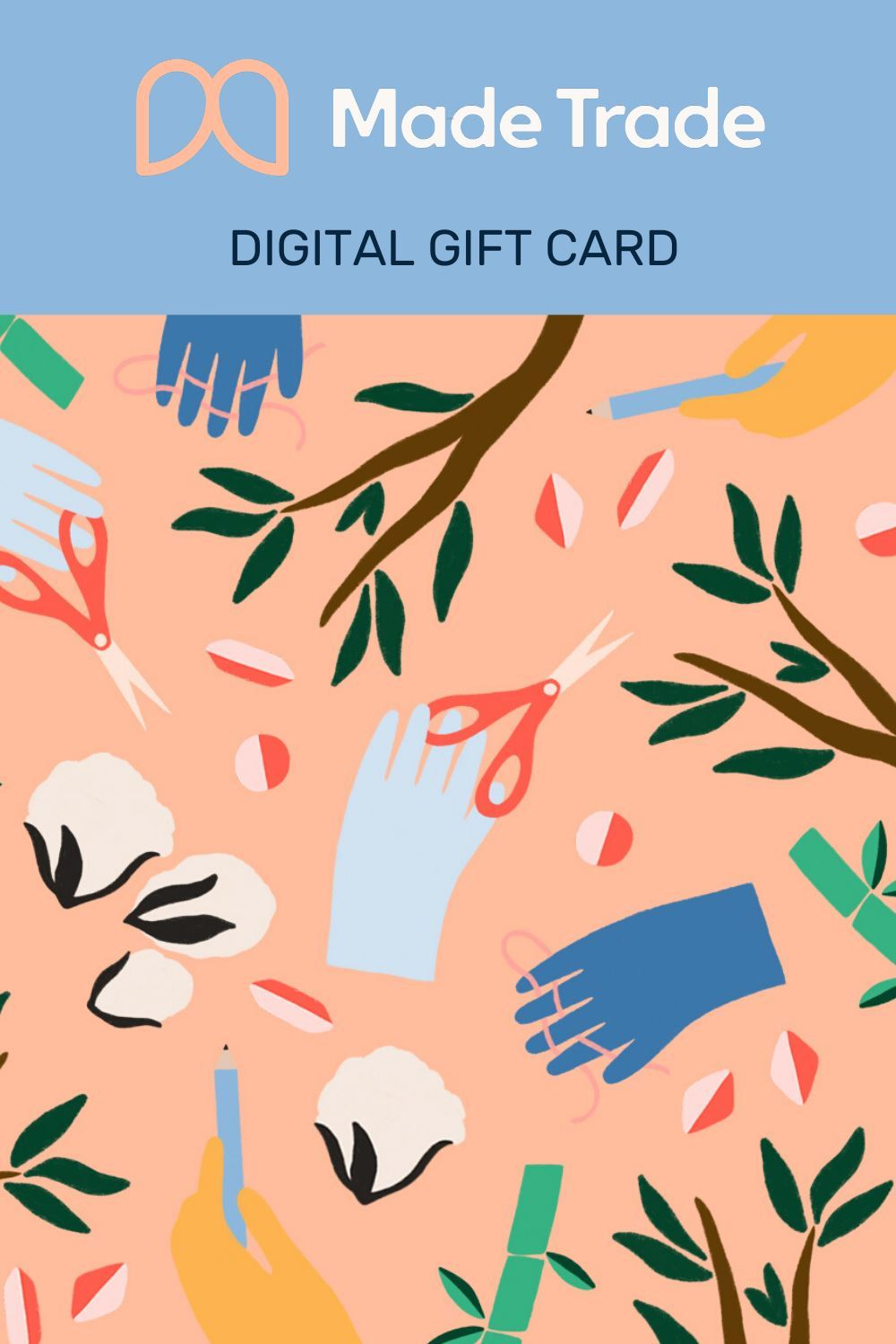 Digital Gift Card | Made Trade