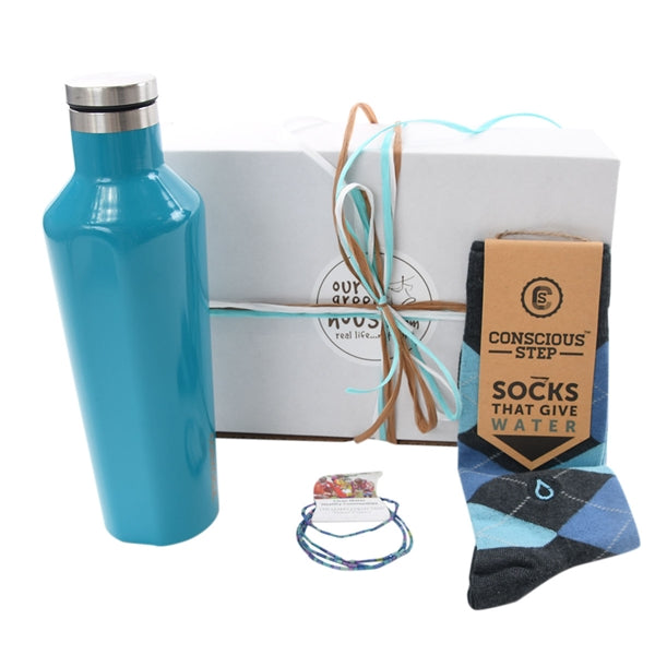 Gift Box For Mum - Gives Water