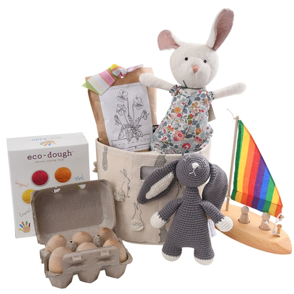 Ultimate Eco Friendly Gift Basket for Kids