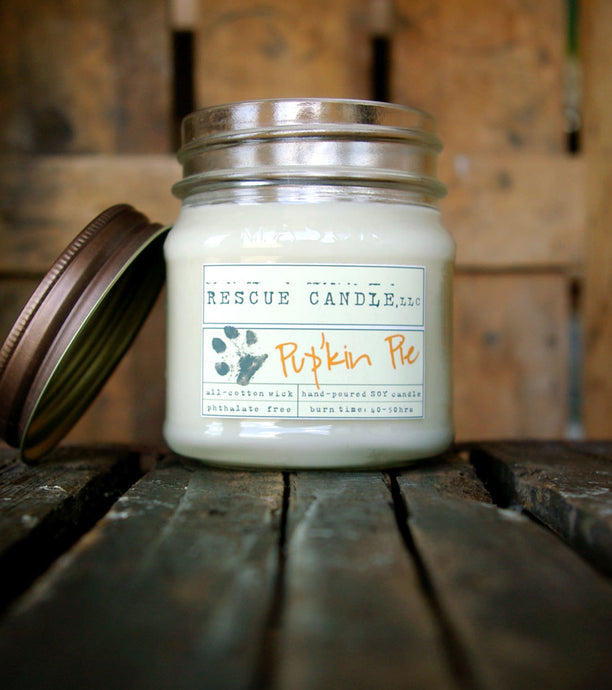 Pup'Kin Pie Soy Candle