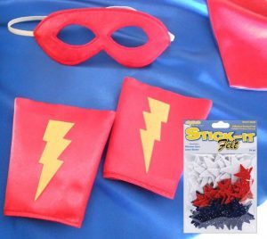 superhero kids costume