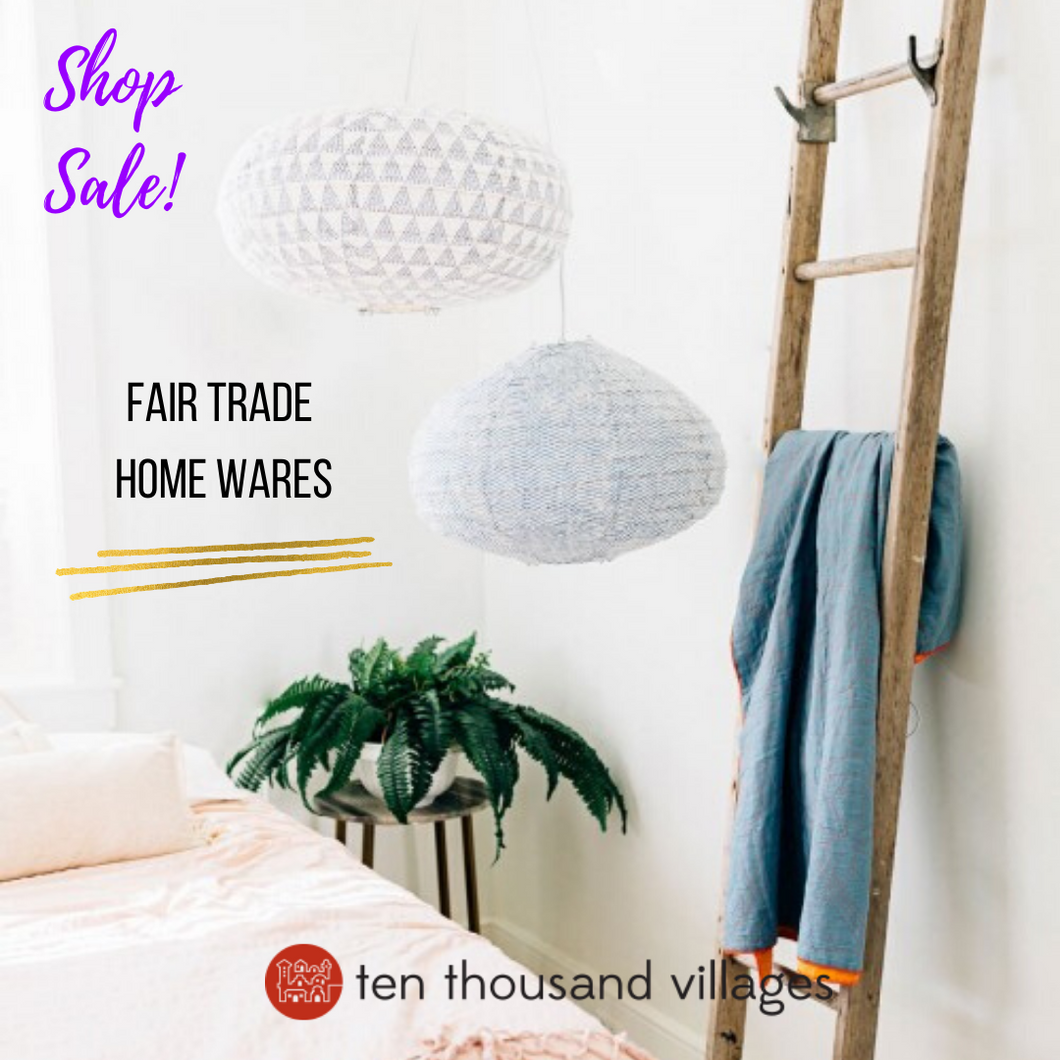Clearance Fair Trade Homewares | Ten Thousand Villages