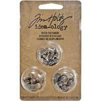 Idea-ology Hitch fasteners 12 pieces