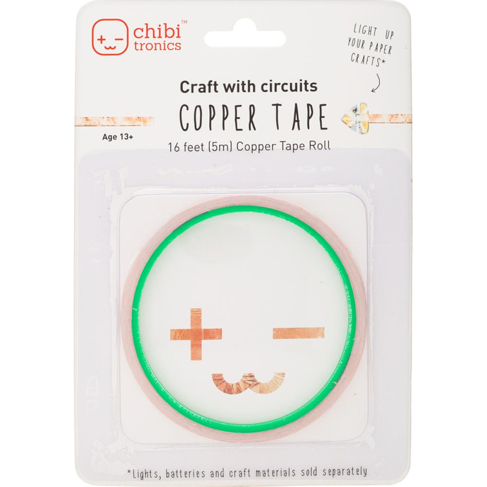 Chibitronics Copper Tape 16 feet - Scrap of Paradise