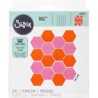Sizzix Die Hexagons