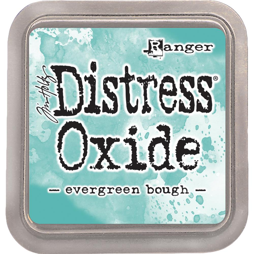 Evergreen Bough Distress Oxide - Scrap of Paradise