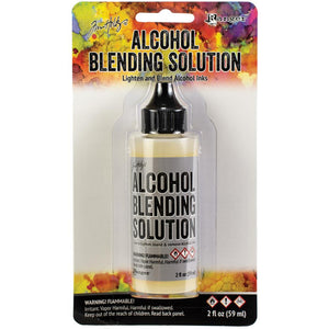 Tim Holtz Alcohol Ink Blending Solution 2oz
