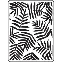 "Darice Embossing Folder 4.25""X5.75"" Ferns"
