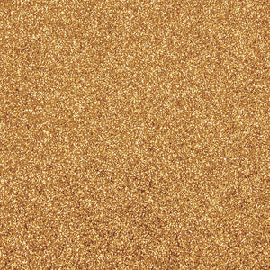 "Craft Perfect Glitter Cardstock 8.5""X11"" 5/Pkg Welsh Gold"