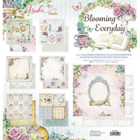 "Asuka Studio Collection Pack 12""X12"" Blooming Everyday"