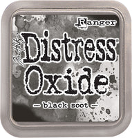 Black Soot Distress Oxide Ink Pad