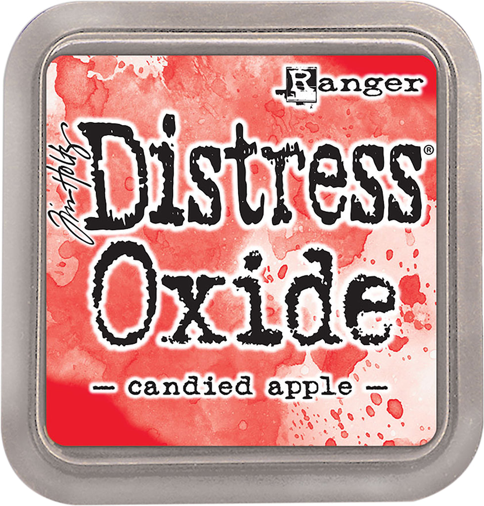 Candied Apple Distress Oxides - Scrap of Paradise