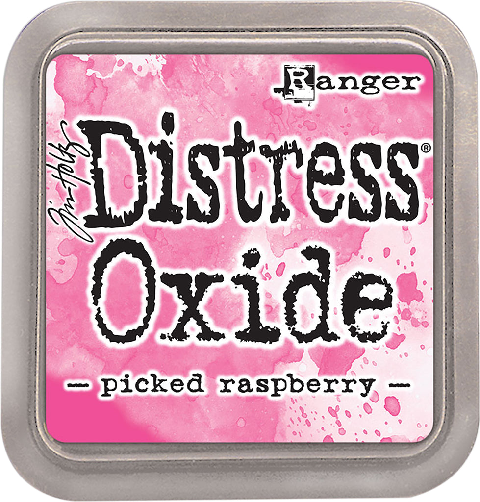 Picked Raspberry Distress Oxides - Scrap of Paradise