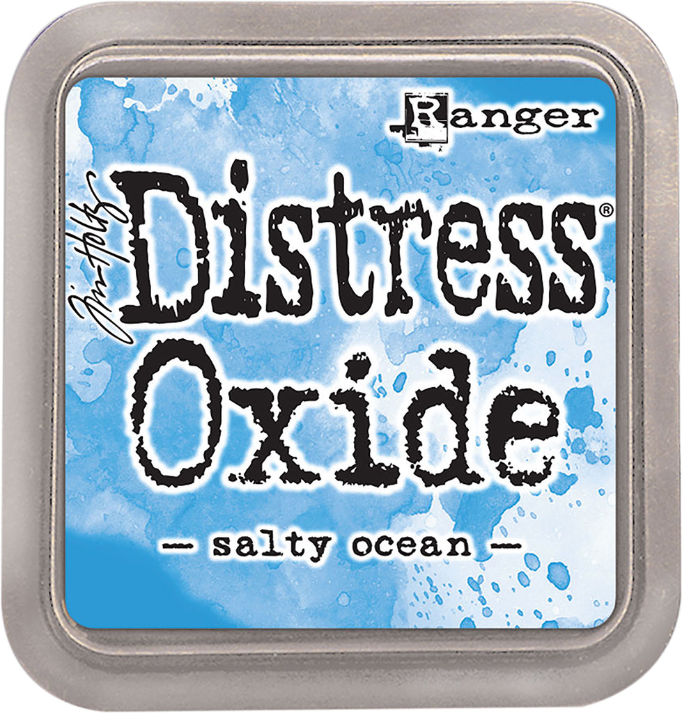 Salty Ocean Distress Oxides - Scrap of Paradise
