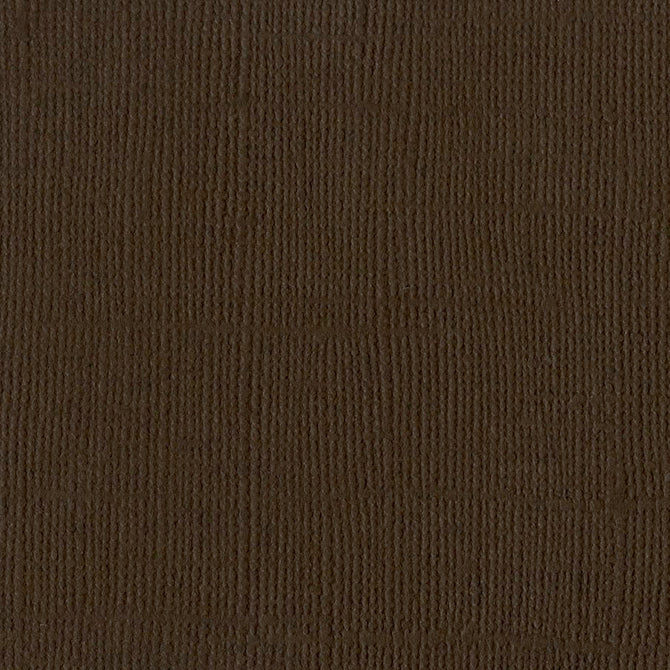 "Brown Bazzill Mono Cardstock 12""X12"""
