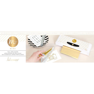 "Pre-Order 6"" Minc Foil Applicator & Starter Kit"