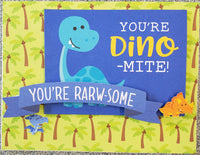 You're DINO-mite Card Kit by Scrap of Paradise