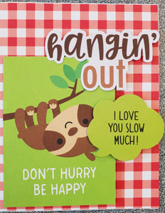 Hangin' Out Card Kit by Scrap of Paradise