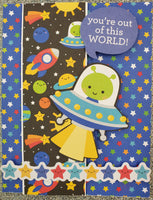You're Out of this World Card Kit by Scrap of Paradise