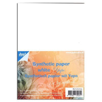 Joy Crafts Yupo Paper for Alcohol Ink A5 10 sheets