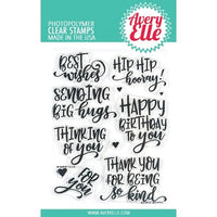 Avery Elle So Kind Stamp Set