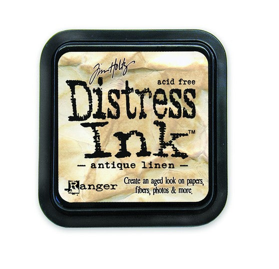 Ranger Tim Holtz Antique Linen Distress Ink