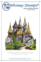 Castle Whimsy Stamp