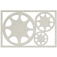 Cogs Chipboard