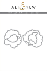 Altenew Airbrushed Flowers Die Set