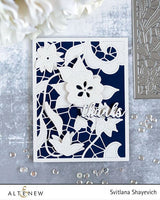 Altenew Doodled Lace Die - Scrap of Paradise