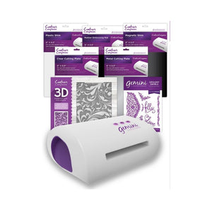 Pre-Order GEMINI Junior: Die-Cutting & Embossing Machine