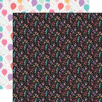 "Echo Park It's Your Birthday Girl Double-Sided Cardstock 12""X12"" Girl Confetti"