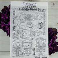 Kindred Stamps - Heirs to the Throne
