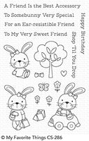 Sweet Somebunny My Favorite Things Clear Stamp Set