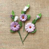 49 and Market Daisy Stems Lavender