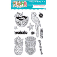 Photoplay Aloha Stamp Set