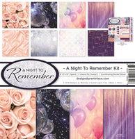 "Reminisce Collection Kit 12""X12"" A Night To Remember"