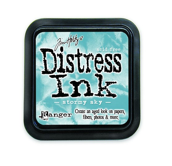 Stormy Sky Distress Ink