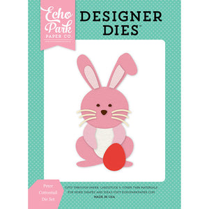 Echo Park Peter Cottontail Die Set