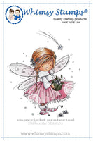 Anna the Fairy Whimsy Stamp