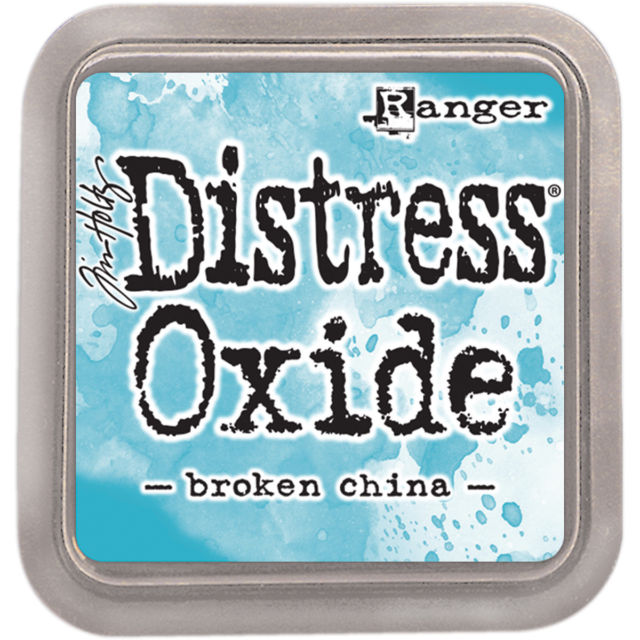 Ranger Tim Holtz Broken China Distress Oxide Ink Pad