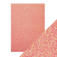 Tonic Glitter Card Stock Paper Pack Candy Floss A4