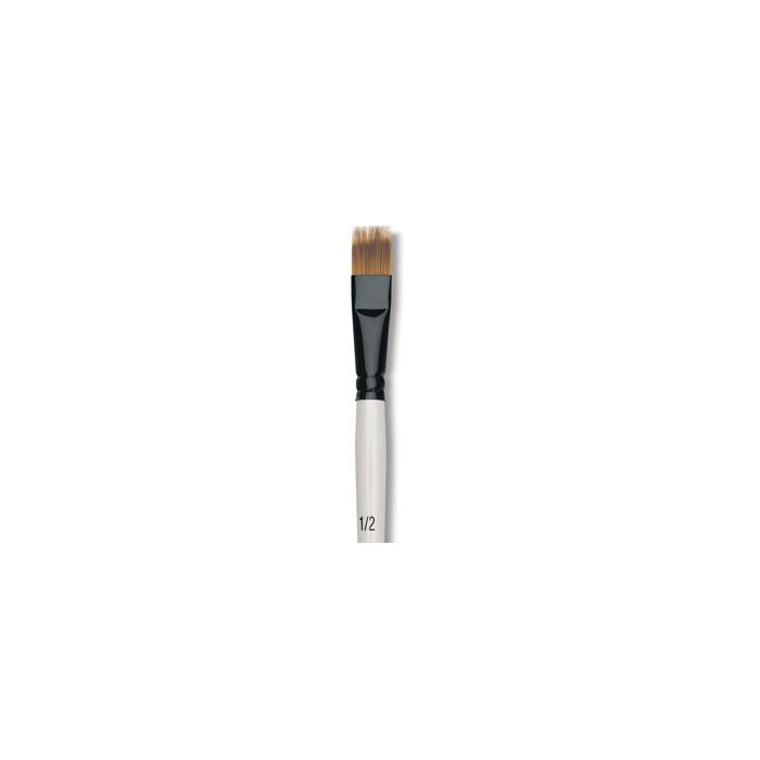 Simply Simmons Acrylic Mixed Media Brush 3/4 flat comb