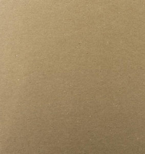 "Grafix Chipboard Dark Kraft 12"" x 12"" 1 sheet"