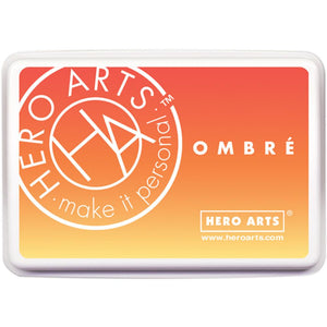 Hero Art Ombre Ink Pad Serengeti Sunset