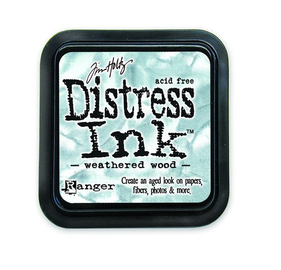 Weathered Wood Distress Ink