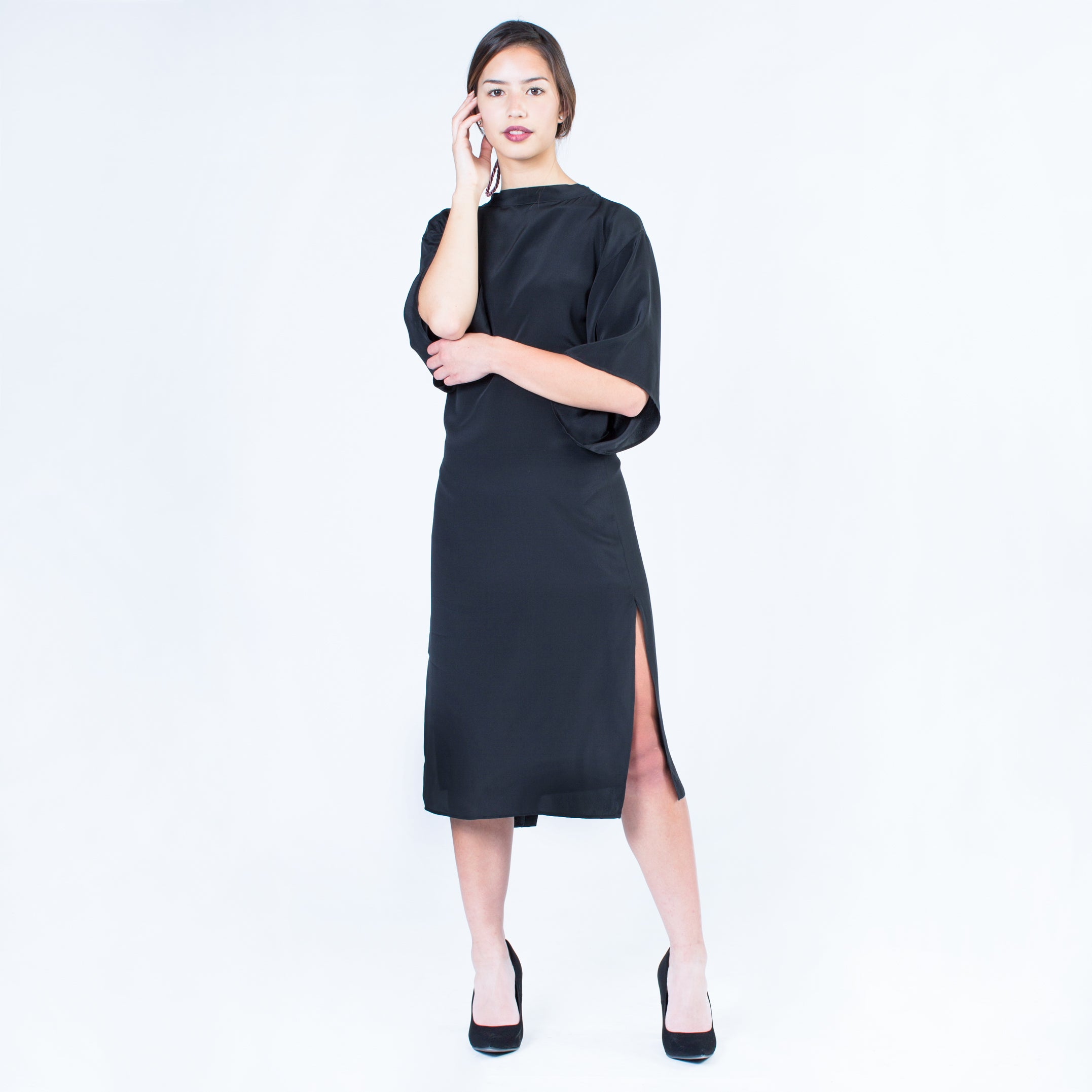 Kate Dress | Black