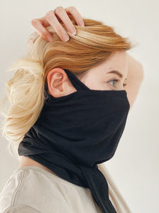 Bow Face Gaiter Mask