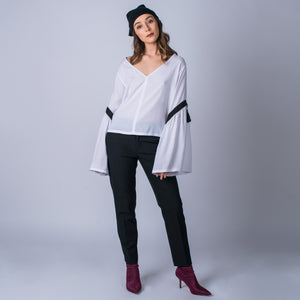 Jolene Top | White