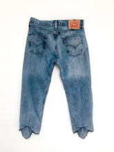 Load image into Gallery viewer, Embroidered Vintage Jean | Mid-Rise & Mid-Wash